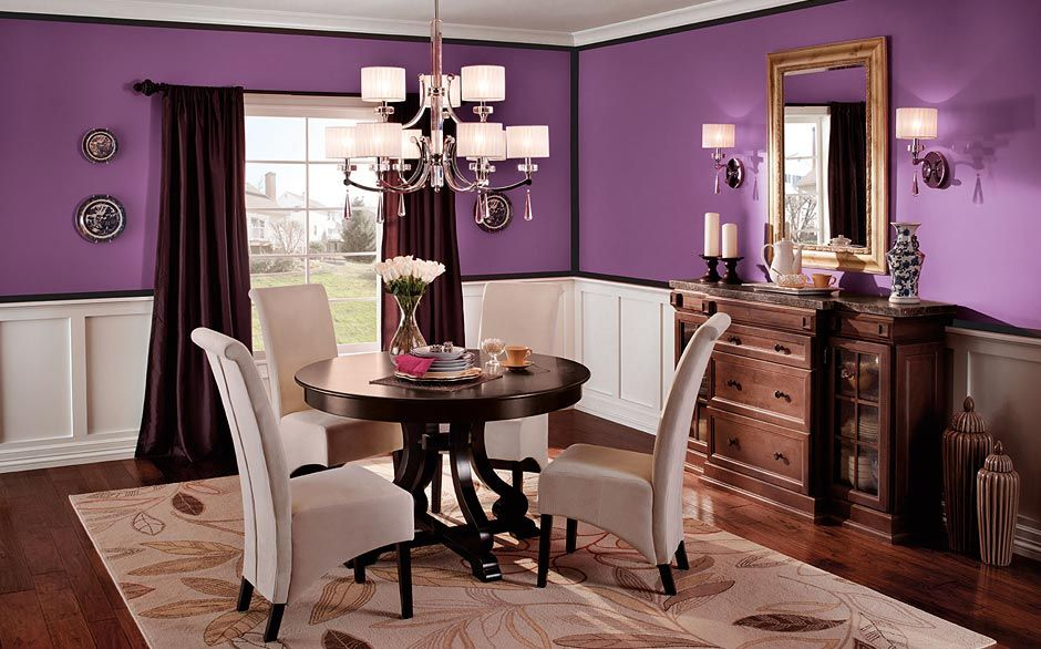 Dining Room Paint Color Selector The Home Depot Dining Room Trends Dining Room Paint Dining Room Paint Colors Beautiful color for dining room