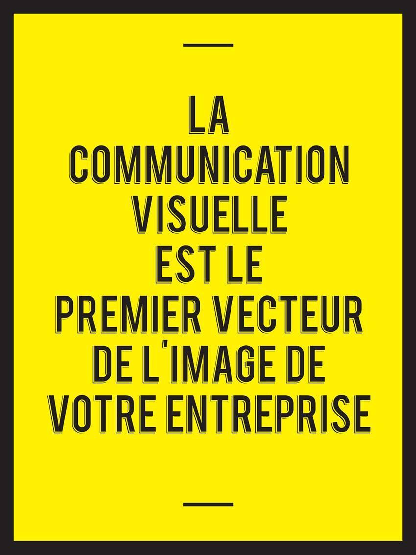 La Communication Visuelle Est Le Premier Vecteur De L Image