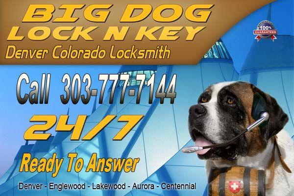 Lock Smith Near Me Denver Co Big Dog Lock n Key is ready