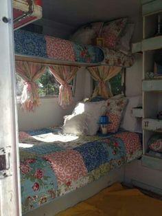 Caravan Awning Ideas Google Search Vintage Camper Interior Vintage Camper Camper Interior
