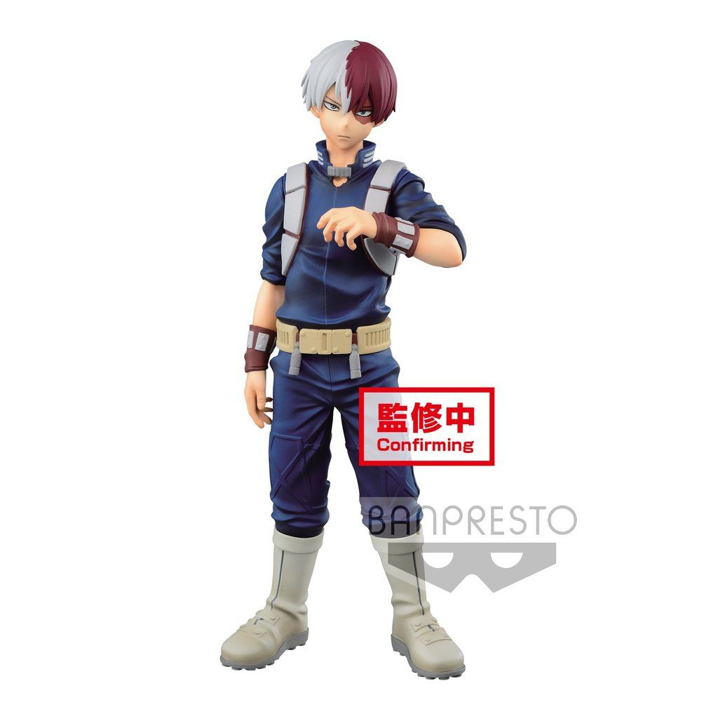 Banpresto My Hero Academia Age Of Heroes Vol 4 Shoto