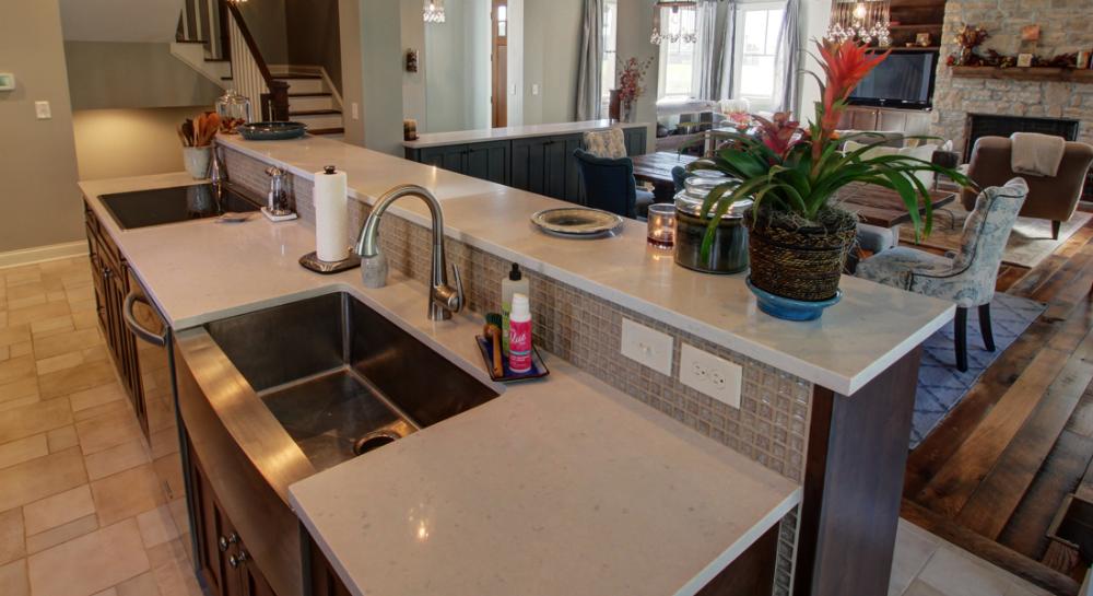 Kitchen Island Height Richard Taylor Architects Kitchen Island Countertop Kitchen Island With Sink Kitchen Island Height