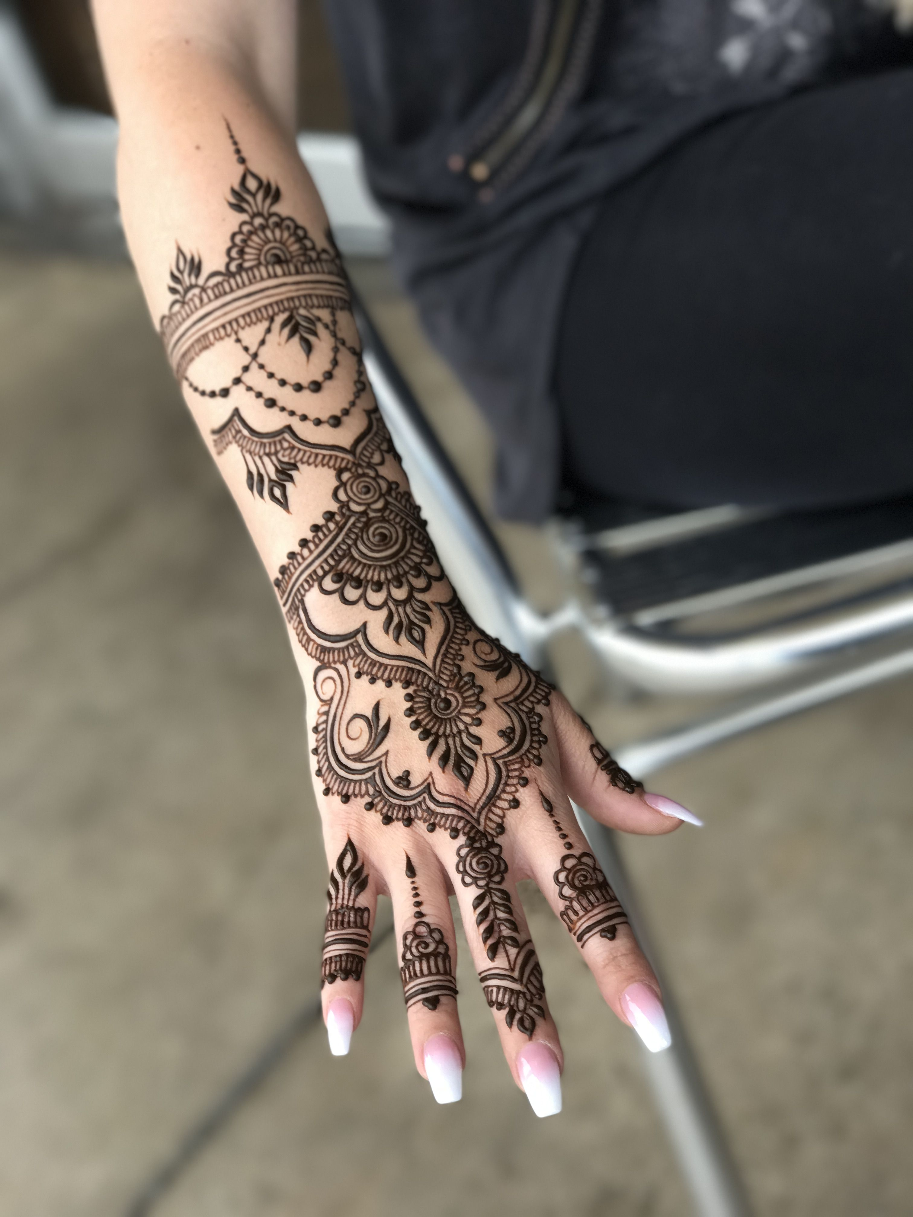 Henna By Gopihenna Henna Tattoo Designs Henna Tattoo Designs Arm Henna Designs