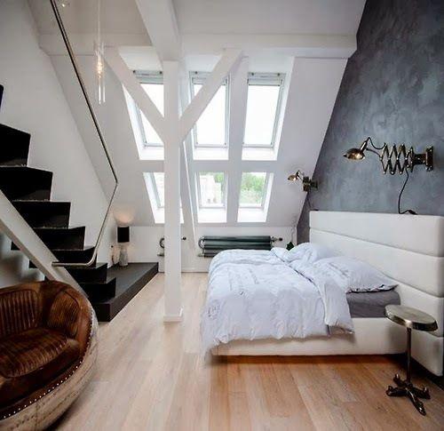 BEAUTIFUL HOMES loft living Pinterest Scandinavian kitchen