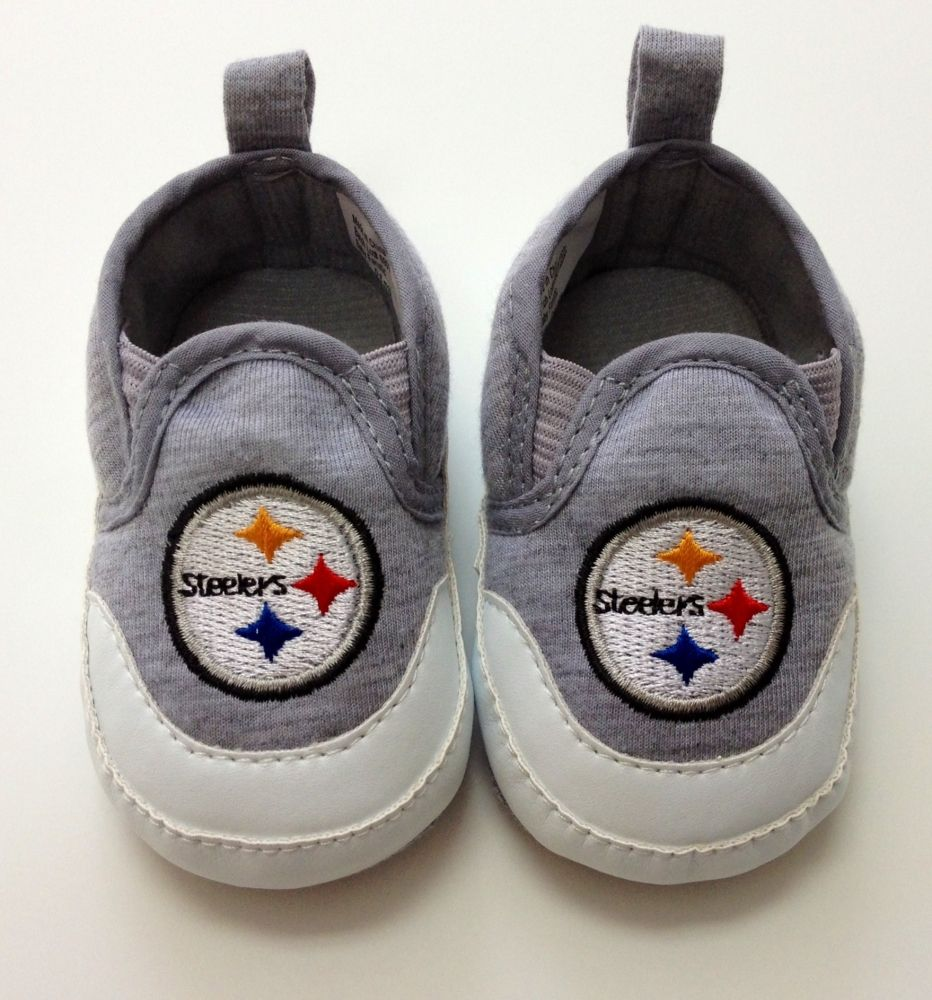 7bbd3100887f4 Cutest #Steelers Baby Pre-Walker Shoes ever! Unisex baby shoes show  #SteelersNation
