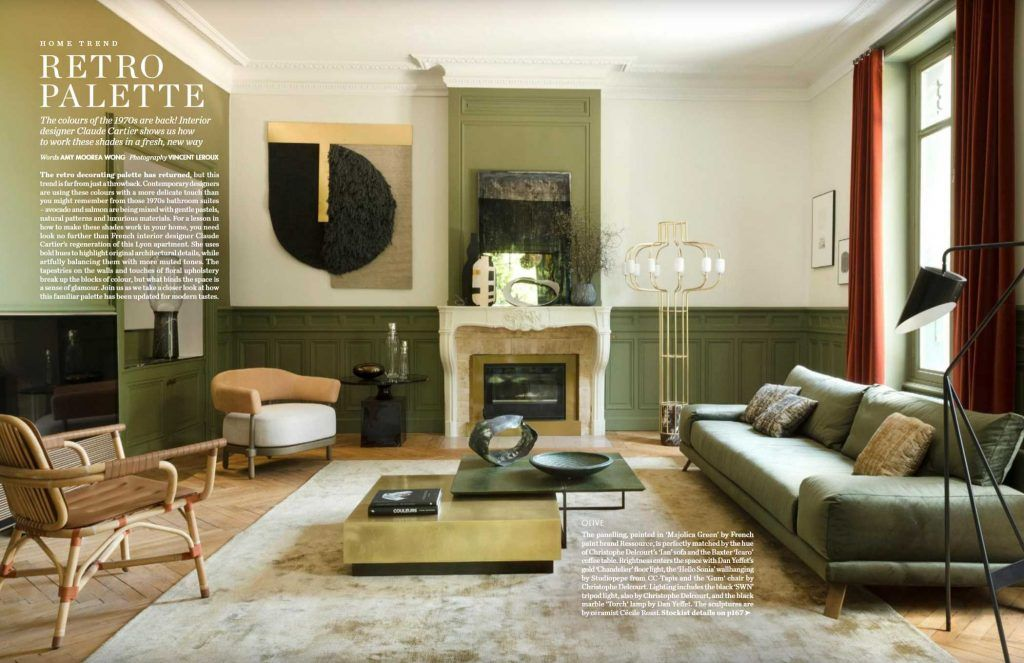 Avocado Green Paint Color Palette Living Room Ressource Majolica