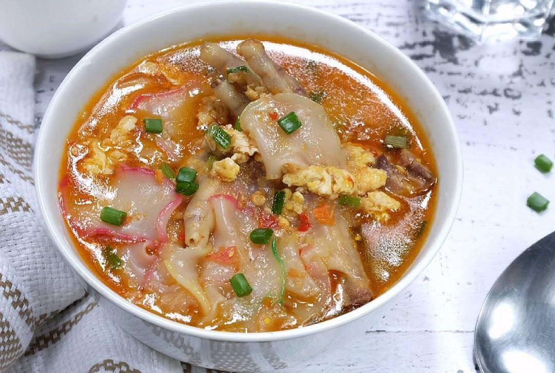 Resep Seblak Ceker Basah Resep Resep Masakan Masakan Indonesia