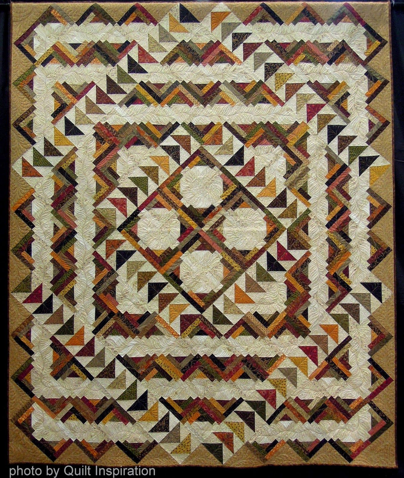 Celebrating Autumn Quilts Fall Quilts Quilts Flying Geese Quilt