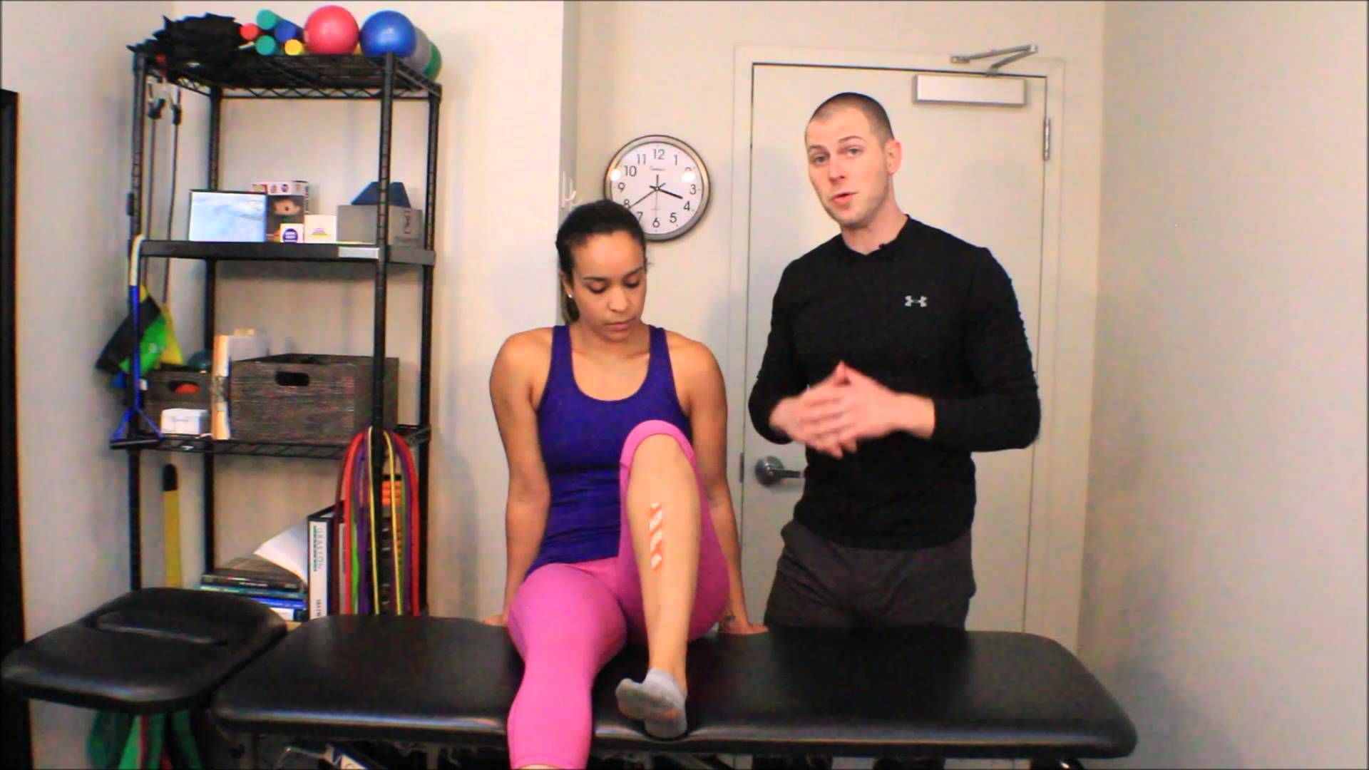 Tibial Internal Rotator Manual Muscle Testing (MMT) for an Active Popula...