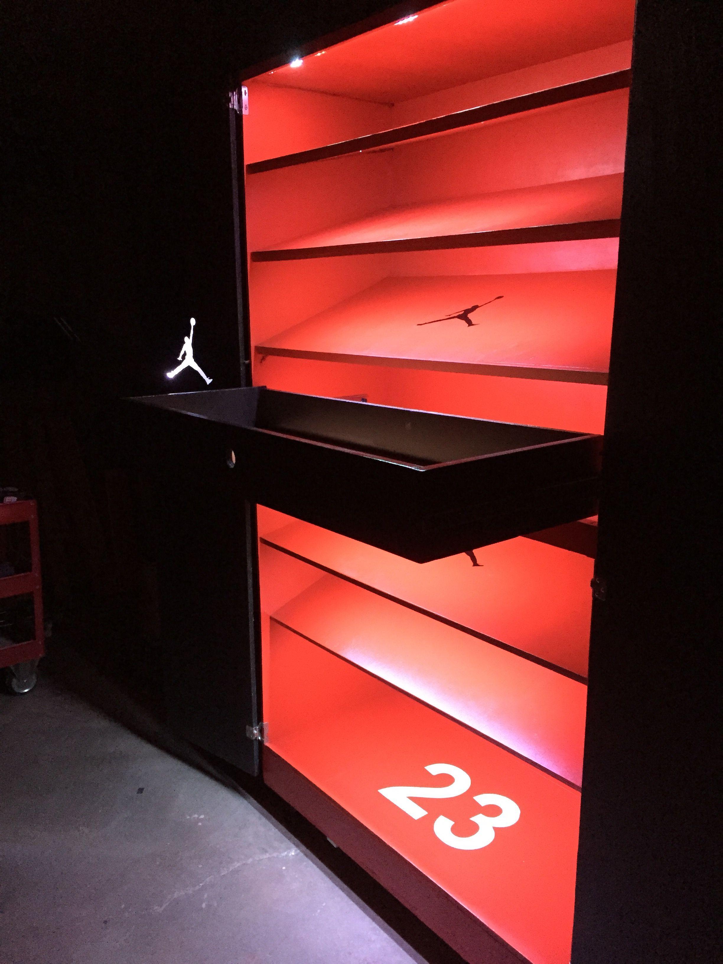 Pin By Nice Boxs On Michael Jordan Custom Shoe Box S Custom