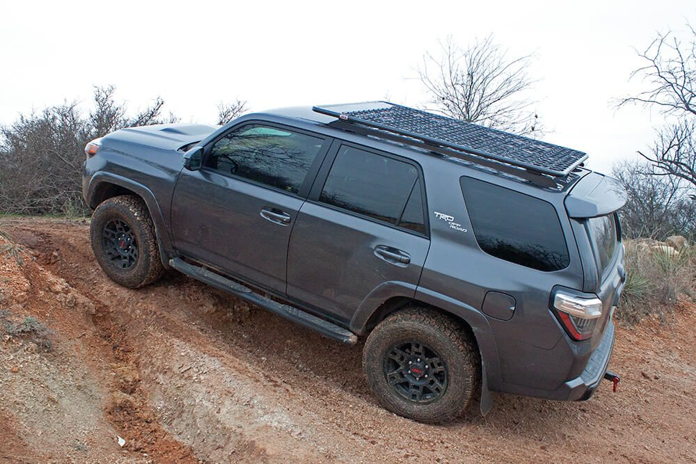 ARB Flat Rack Overview & Install on 5th Gen 4Runner, Low