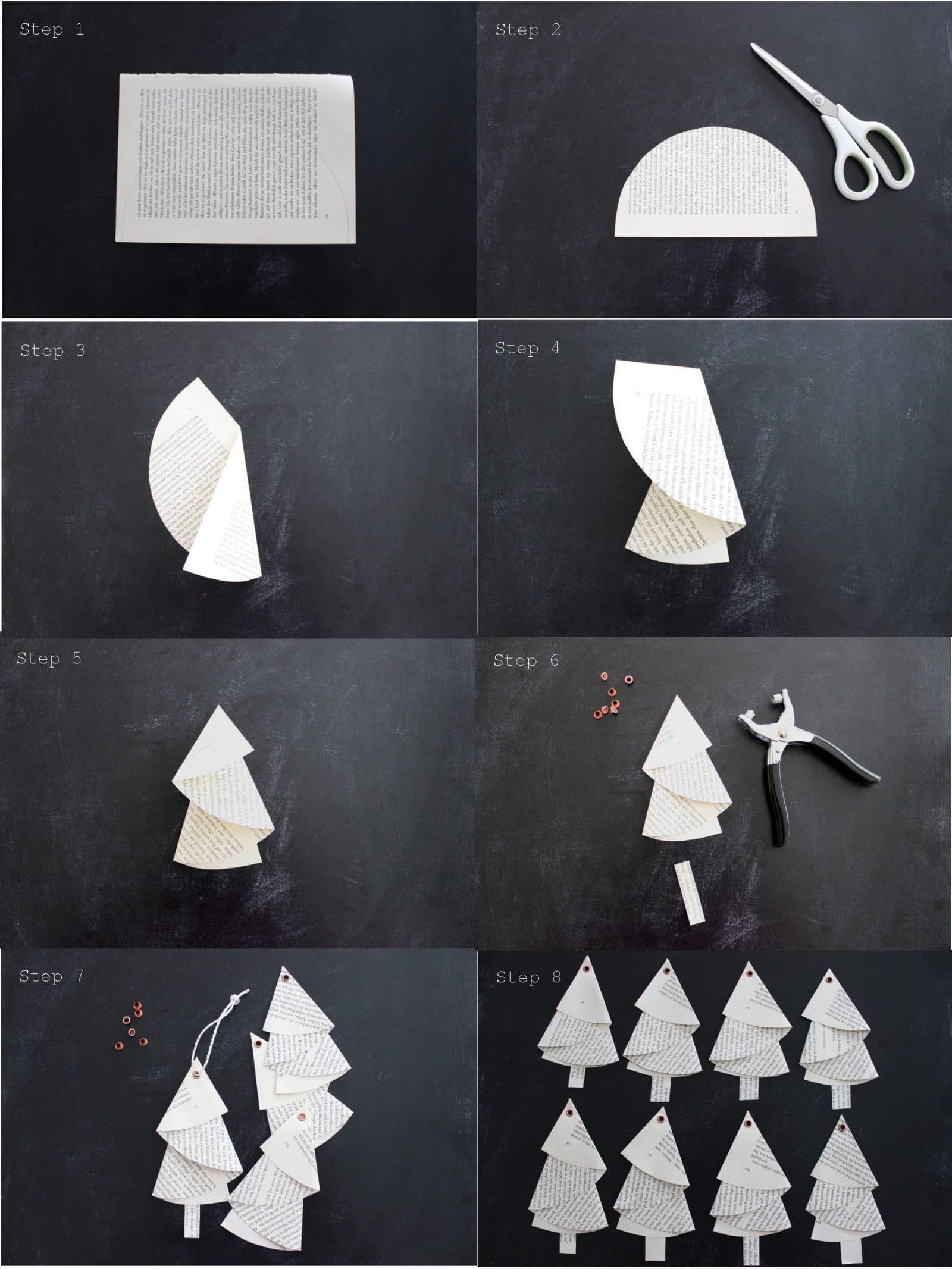 Wunderbar Weihnachtsdeko Aus Papier Das Beste Von Basteln Anleitung - Ricerca Google