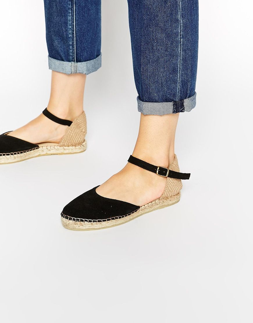 Suede Flatform Espadrilles - Apricot Park Lane Free Shipping Prices Discount The Cheapest Free Shipping Eastbay sH2prqdN
