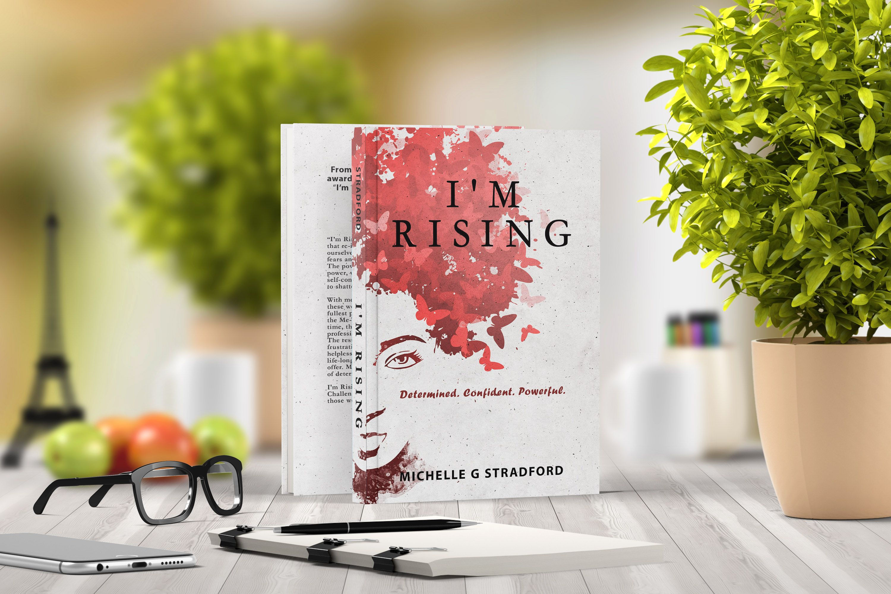 Im rising offers selflove poems for women and men urging