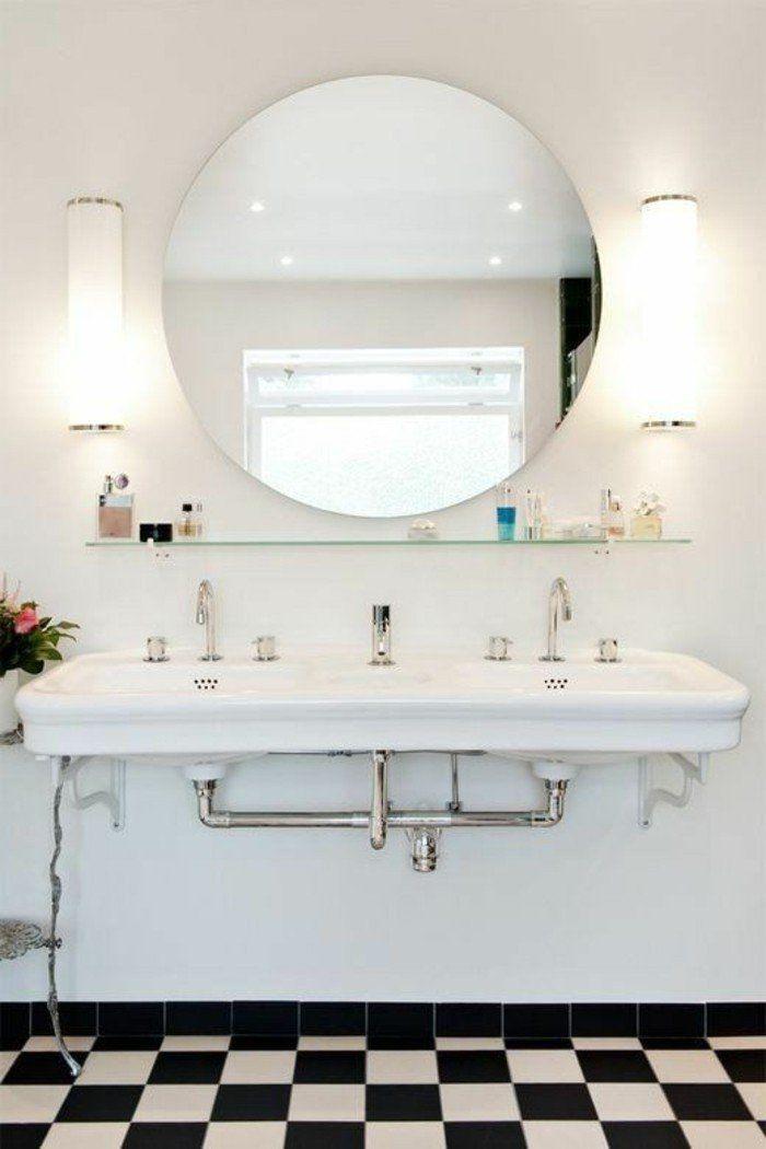 Choisissez un joli lavabo retro pour votre salle de bain House