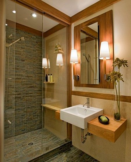 Decoração, Iluminação e Maquiagem  Maquiagem perfeita, Ela é e Iluminação -> Iluminacao Banheiro Pequeno