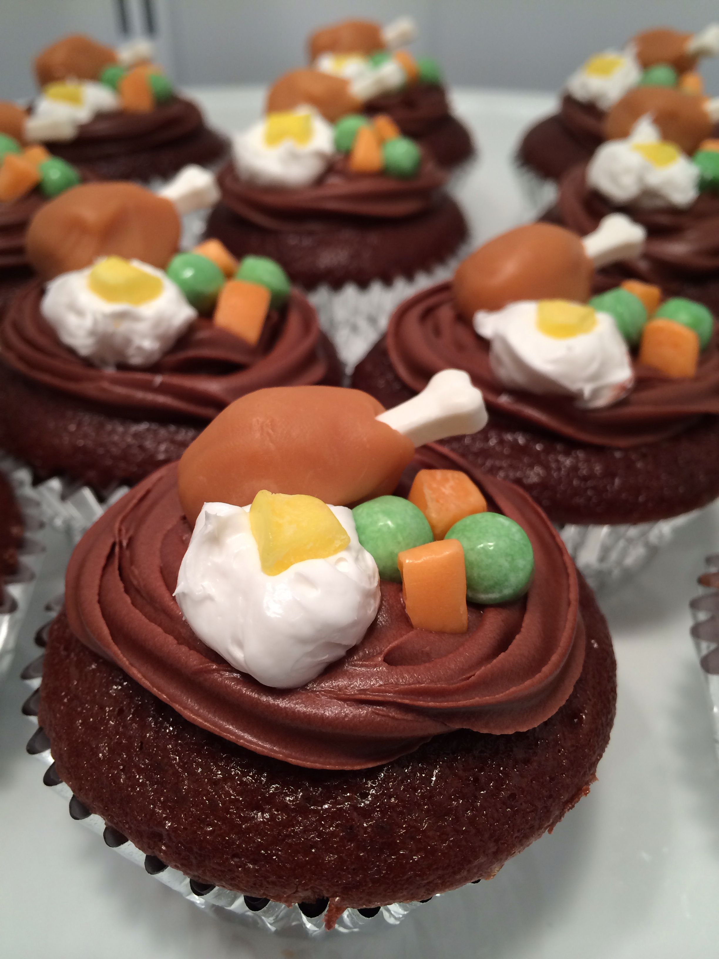 Thanksgiving Cupcakes Thanksgiving Cakes Decorating Thanksgiving Desserts Thanksgiving Baking