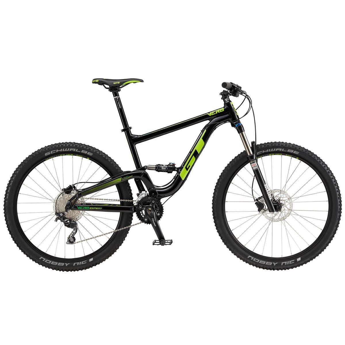 GT Verb Expert Complete Mountain Bike 2017 trail