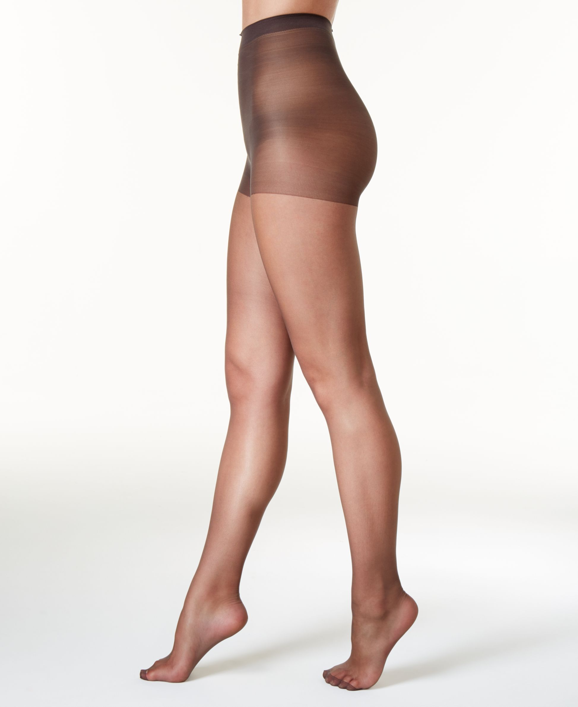 Silk Reflections Sheer Toe Pantyhose