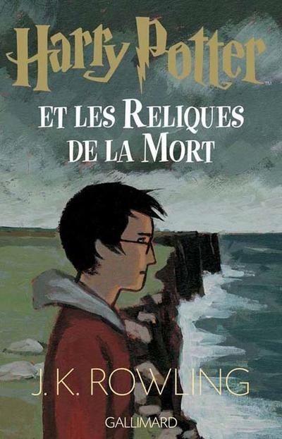 Harry Potter Et Les Reliques De La Mort Pdf : harry, potter, reliques, International, Harry, Potter, Covers, Covers,, Wiki,, Books