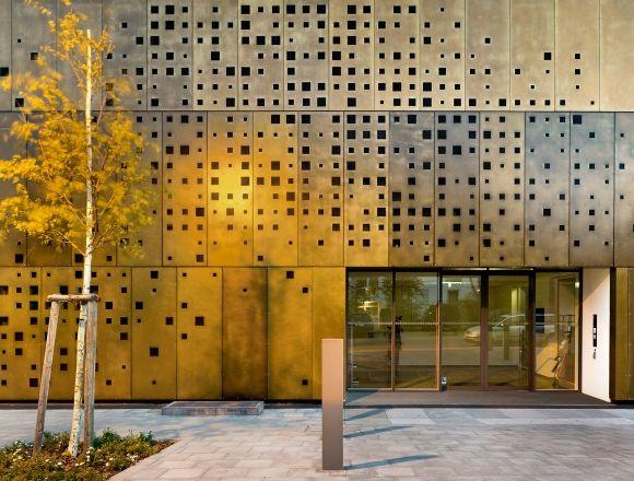 Architekten Darmstadt jswd architekten fraunhofer transferzentrum adaptronik tza