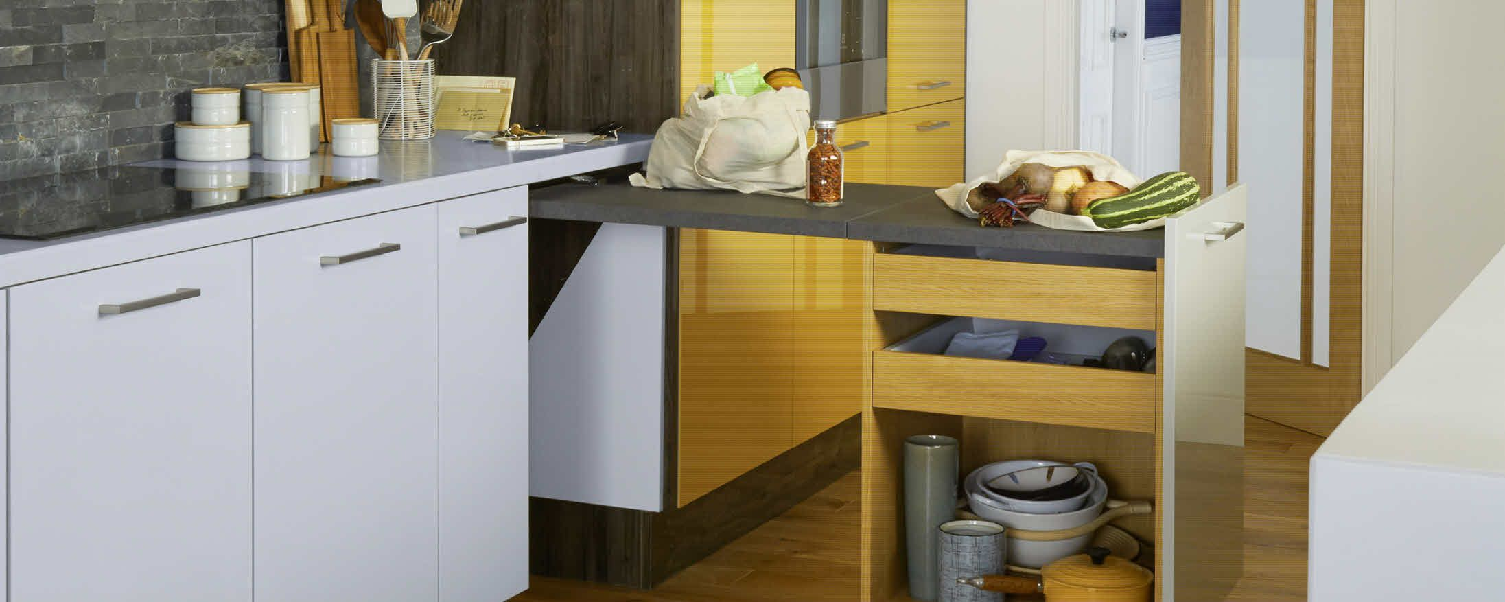 Worktop (With images) Space saving kitchen