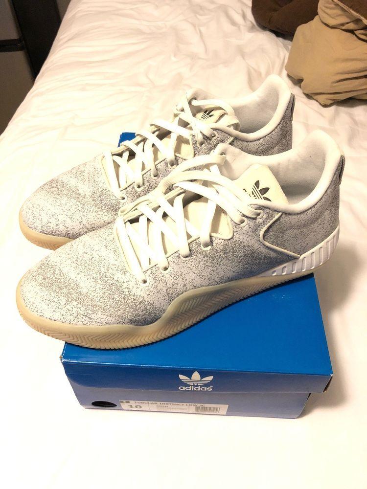 Adidas Tubular Instinct BB8944 low Zapatos Crystal Blanco BB8944 Instinct Hombre Talla 10 a5a6c1