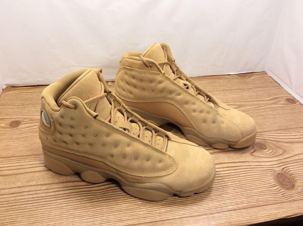 official photos 6080c 07603 Jordan Retro 13 Boys Size 07.0 Golden Brown #fashion ...