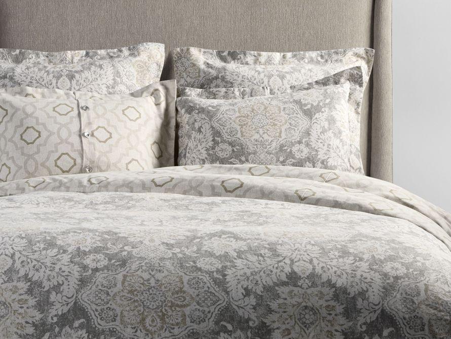 Fresco Mist King Duvet Cover Duvet Cover Master Bedroom Bed