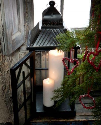 Lanterne sia noel deco noel decoration noel lanterne jardin - Lanterne jardin ...