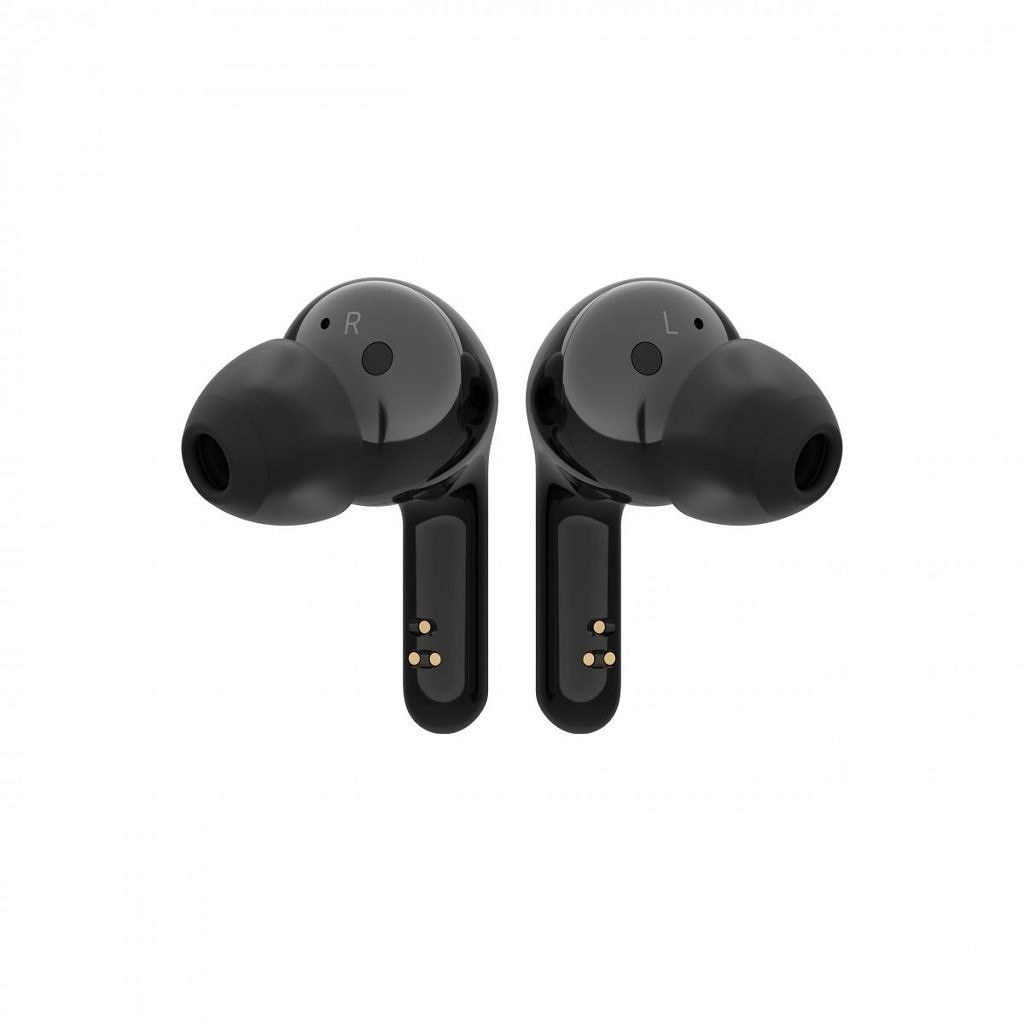 Lgs New Wireless Earbuds Have A Self Cleaning Charging Case And Google Assistant For More Click On Saved From Wireless Earbuds Earbuds Wireless Earphones