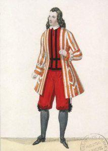 Traje de Ruy Blas (1838)