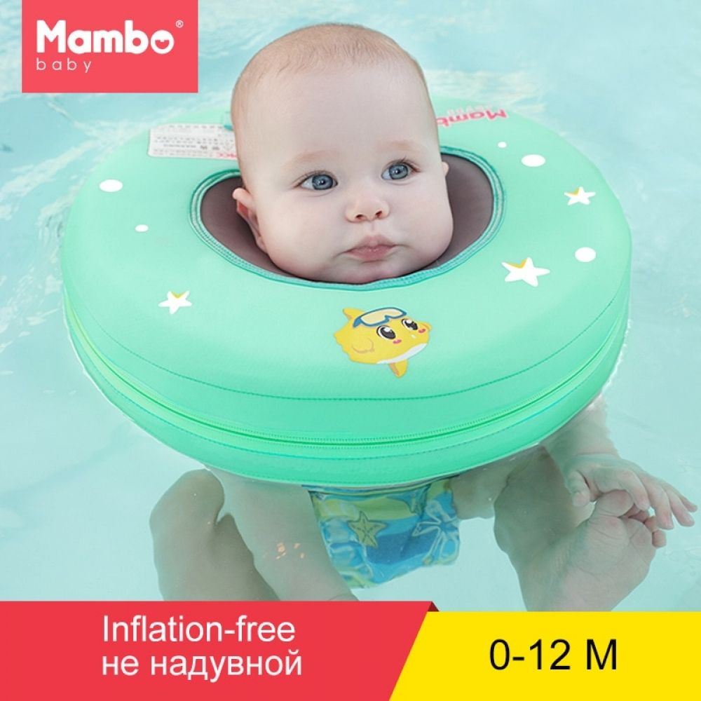 Baby Waist Inflatable Swimming Ring Swim Pool Float Safety Aid Toy Kids Trainer