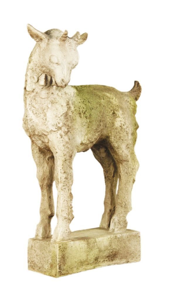 Animals Billy Goat Statue