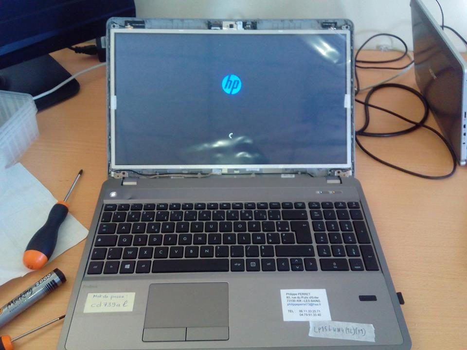 HP ProBook 4530s Screen Replacement | HP ProBook 4530s