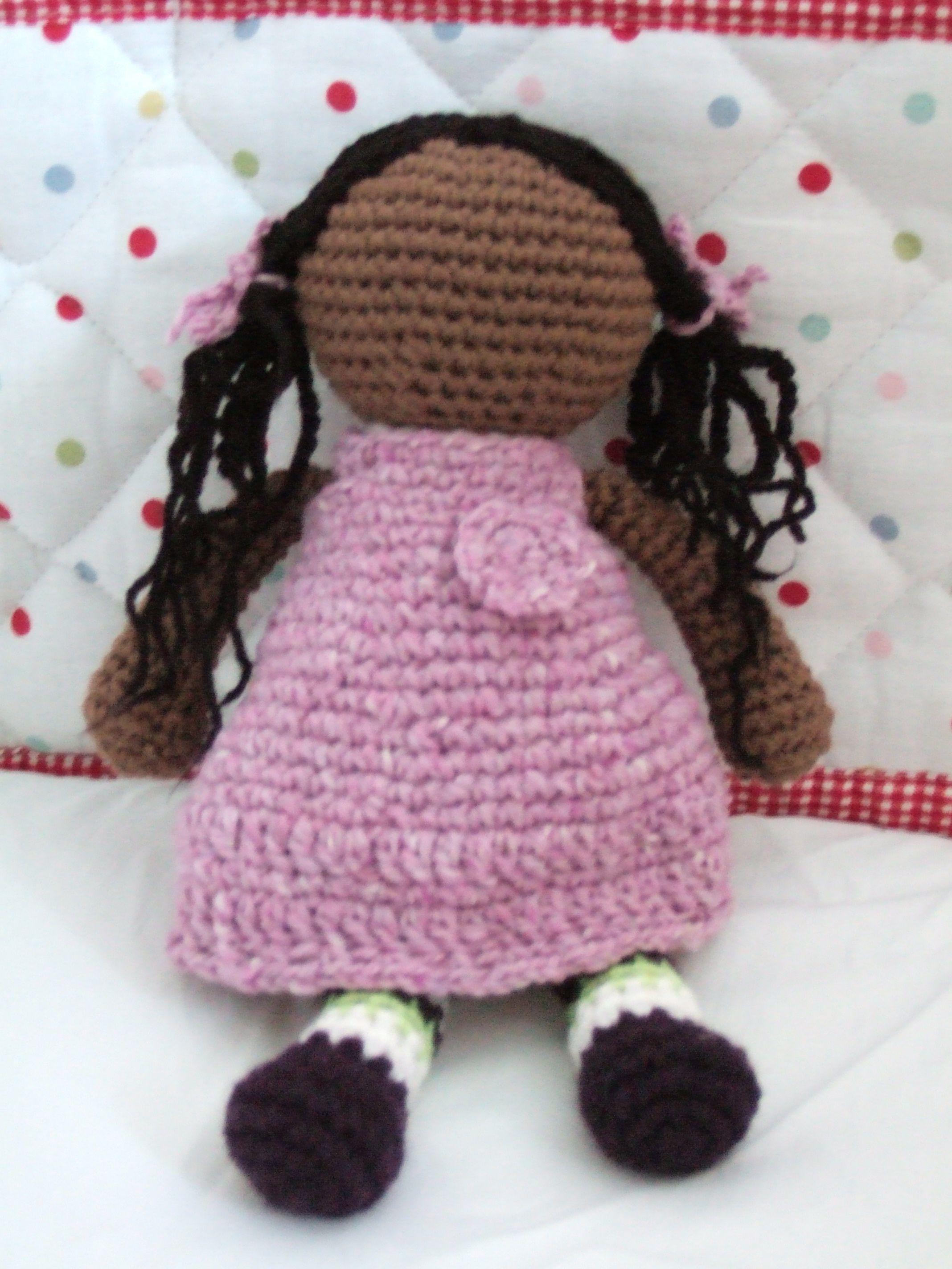 Les poupées sans visage: la poupée Hawa