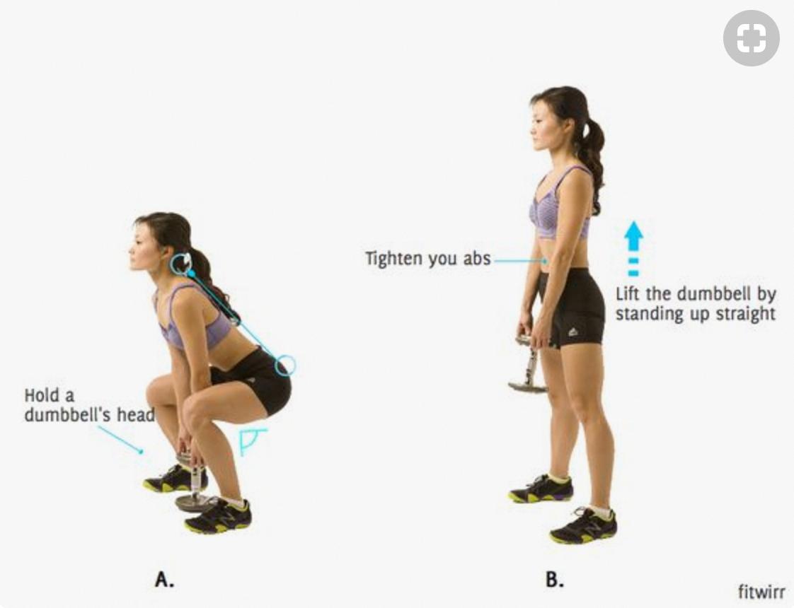 deadlift workout for beginners #deadlifttechniquecrossfit ...
