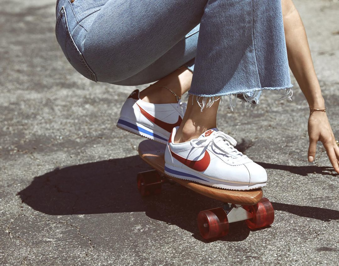 78536bfe133b5 Pin by August Gödderz on Small Town Aesthetic | Nike classic cortez ...