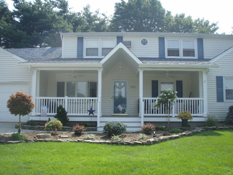 Dormers And Additions Installing Exterior Door Porch Addition House Siding