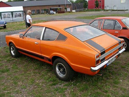Taunus Fastback Ford Taunus Gt Ford Autos