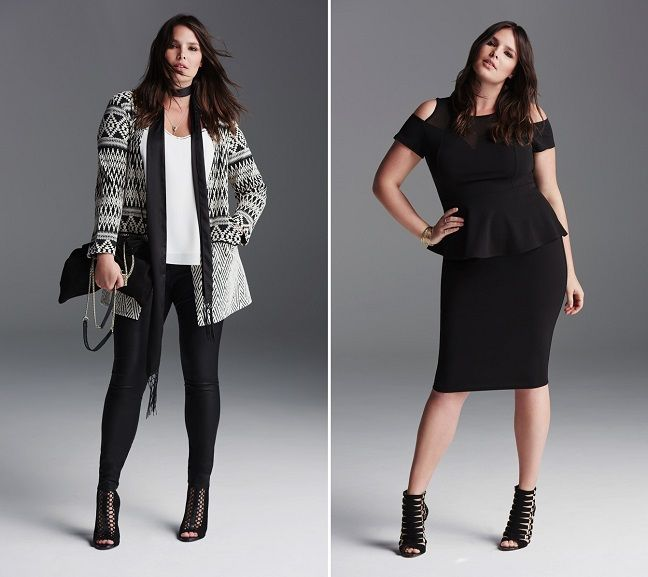 ba2c2aa34b554 Shapely Chic Sheri - Curvy Fashion and Style Blog  River Island Launches  Plus-Size Options