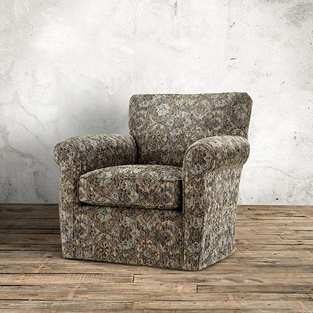 Terrific Duvall Upholstered Swivel Glider Chair In Tanook Spa Onthecornerstone Fun Painted Chair Ideas Images Onthecornerstoneorg