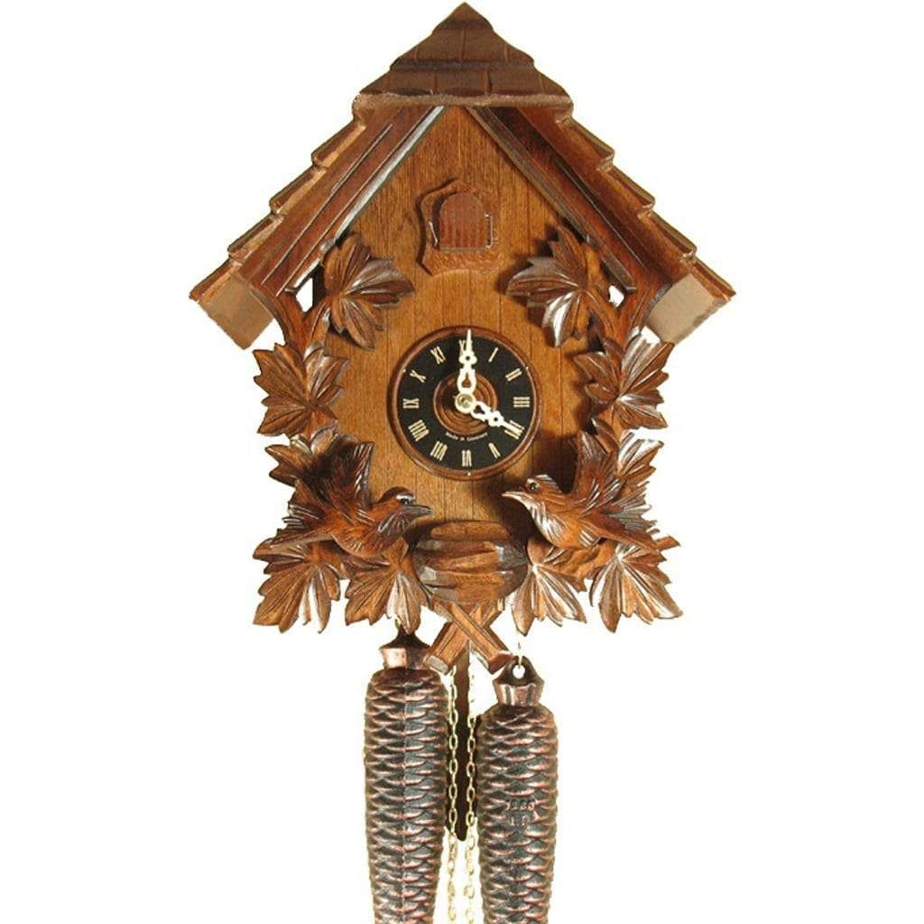 Sternreiter Feeding Birds Black Forest Mechanical Cuckoo Clock 8249 Cuckoo Clock Clock Cuckoo