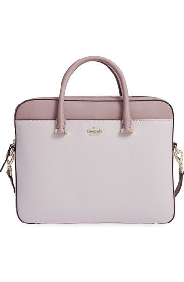 info for b0d2b 1a0c5 kate spade new york saffiano leather 13 inch laptop bag available at ...