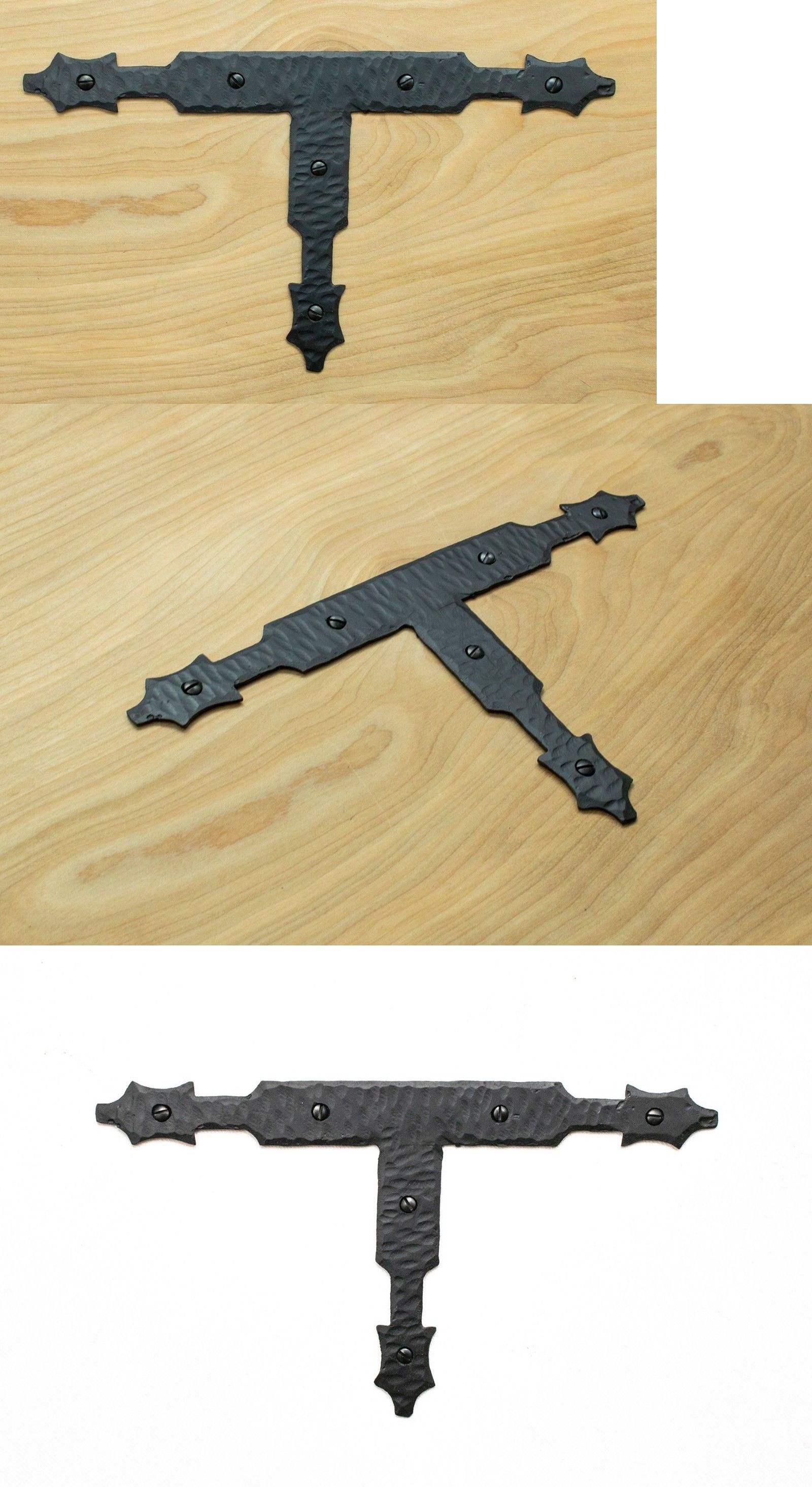Details About 10 Decorative T Corner Bracket Rustic Spear Right Angle Bracket Iron Brace Rustic Hardware Angle Bracket Buying Furniture