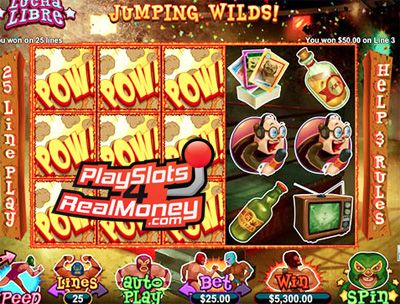 Claim Your Free Lucha Libre Rtg Video Slots Spins At Top Usa