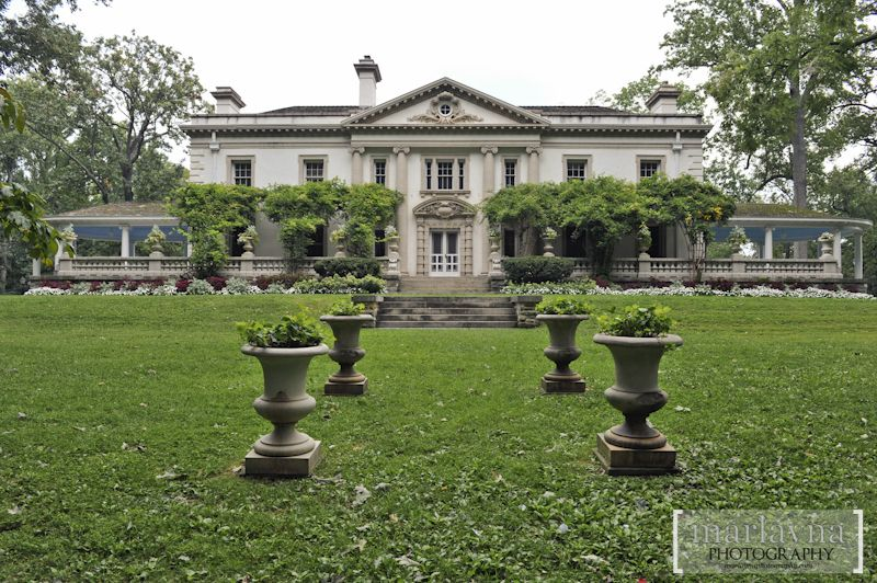 Liriodendron Mansion Architecture Photography, Harford