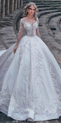 30 Ball Gown Wedding Dresses Fit For A Queen | Pinterest | Wedding ...