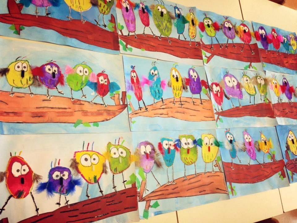 146085581639925540 on Spring Bulletin Board Craft Idea 2