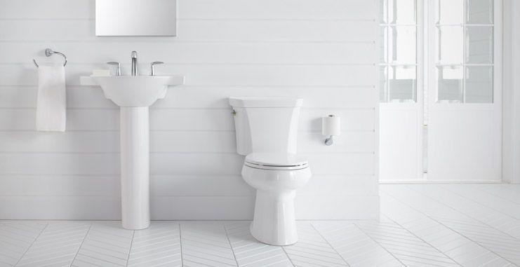 Veer Pedestal Sink Bathroom New Products Bathroom Kohler